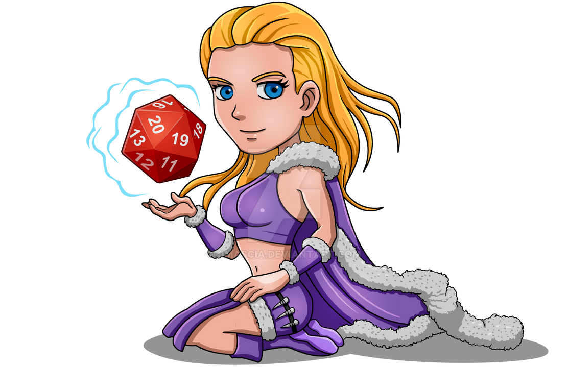 You've Rolled a 20!!! by jmascia