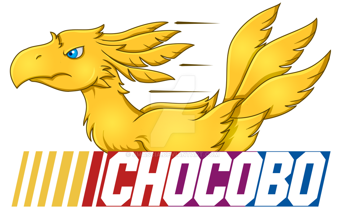 Chocobo Racing by jmascia