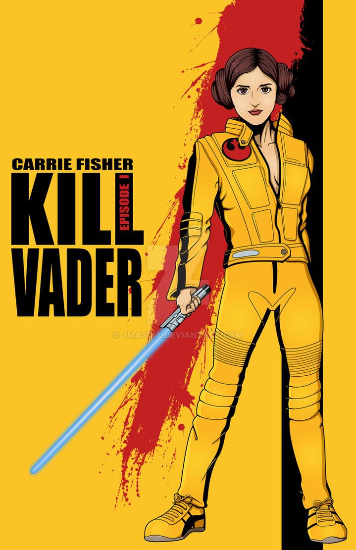 Kill Vader by jmascia