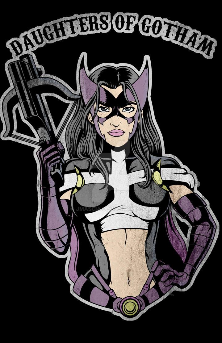 Daughters of Gotham - Huntess by jmascia