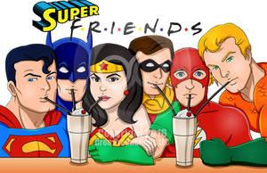 Super-Friends by jmascia