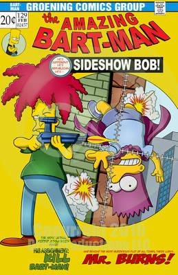 The Amazing Bart-Man 129