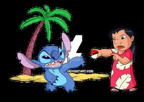 Lilo and Stitch - I'm Not a Pokemon