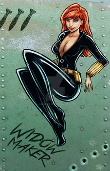 Bombshell - Black Widow