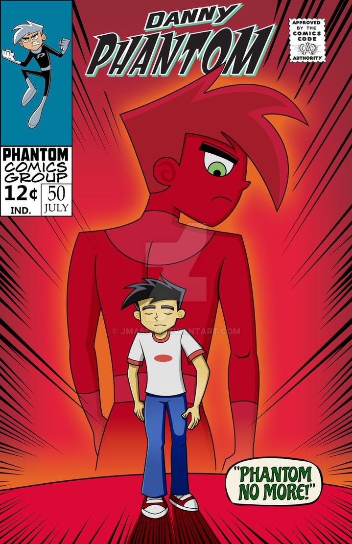 Danny Phantom - Phantom No More by jmascia