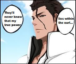 Aizen's Curl Of Epicness by foxfanforever