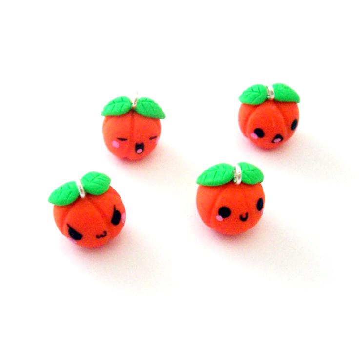 Cute Lil' Pumpkins by SeaOfCreations
