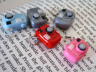 Camera Charms by SeaOfCreations