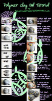 Owl Tutorial by SeaOfCreations