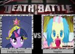 Death Battle 56: Friendly Legendaries!