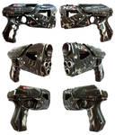 N7 Aerith Heavy Pistol