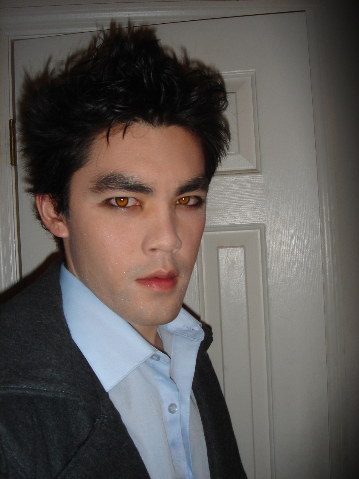 Edward Cullen Cosplay By Marqleon On Deviantart