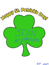 Happy St Pat Day Sham 2 by Critter83