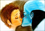 Megamind kiss