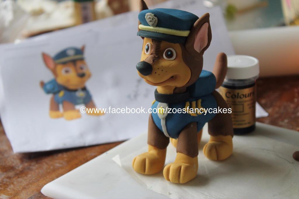 Как сделать щенячьи патруль 162