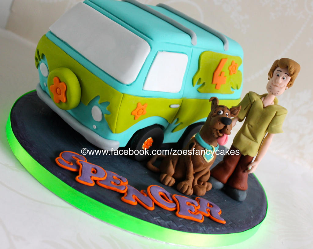 Pin Wallpapers Scooby Doo Cakes At Walmart Re