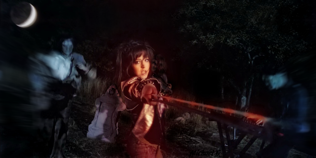 Lindsey Stirling Moon Trance by TheEmGee on DeviantArt