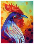 Chicken by TooMuchColor