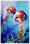Jellyfish by TooMuchColor