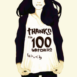 100 Watchers!