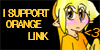 'I Support Orange Link' Stamp by 0h1337One