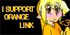'I Support Orange Link' Stamp by 0h1337One
