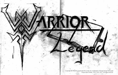 Warrior Legend logo by WarriorLegendManga