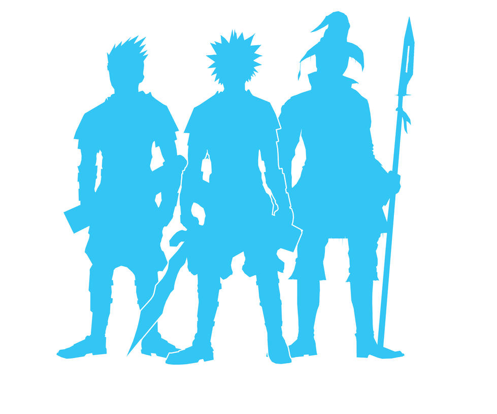 Silhouttes Copy by WarriorLegendManga