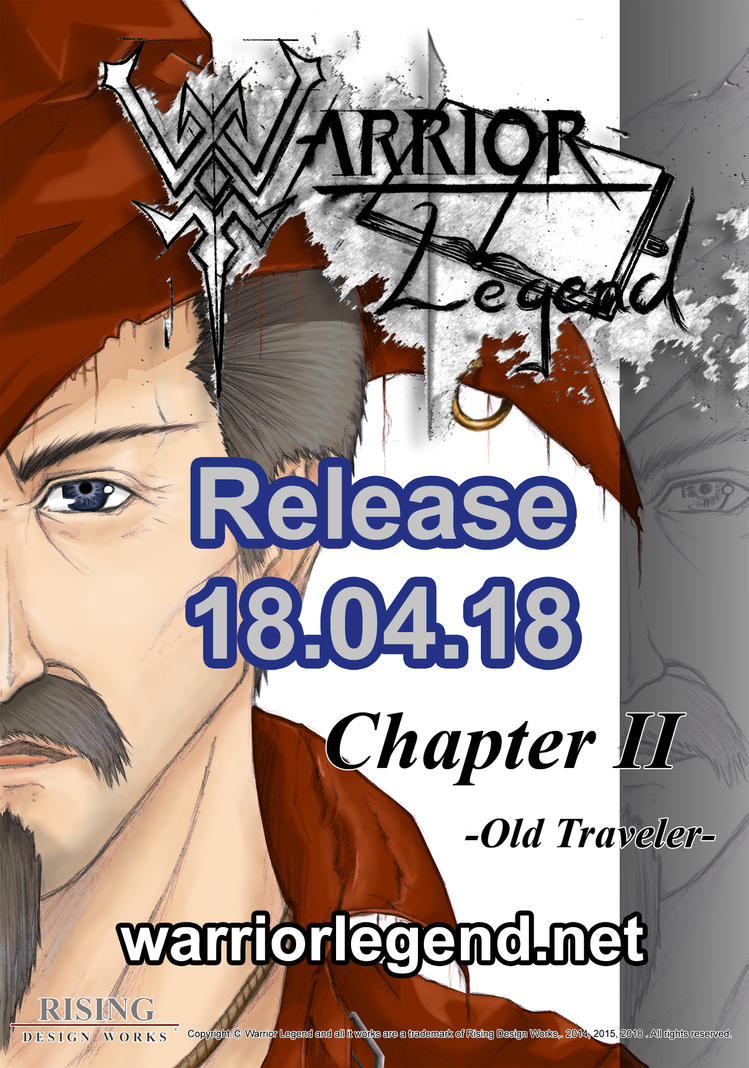 Warrior Legend Chapter 2 release by WarriorLegendManga