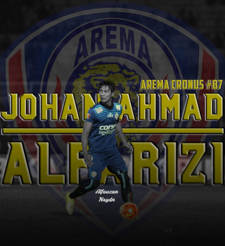 Ahmad Alfarizi Arema Cronus TSC 2016 Wallpaper By Alfauzan