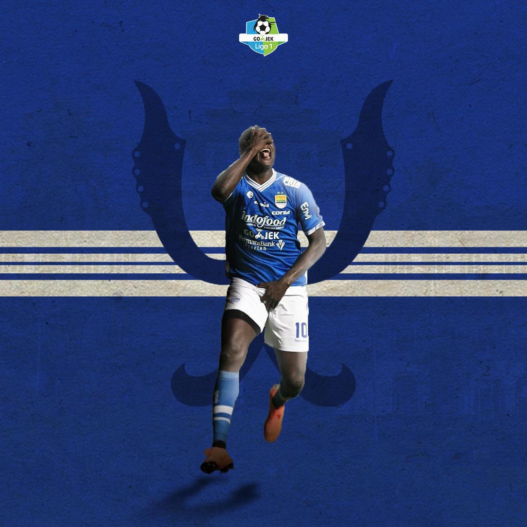 Persib Bandung Ezechiel N Douassel By Alfauzan On DeviantArt