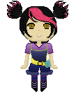 Pixel Miko by The-Unknown-Rider