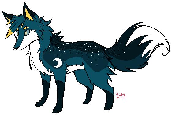 Fox adoptable by espegirl12