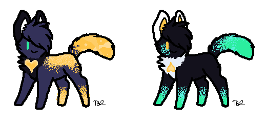 Adoptable cats/? CLOSED 2/2 by espegirl12