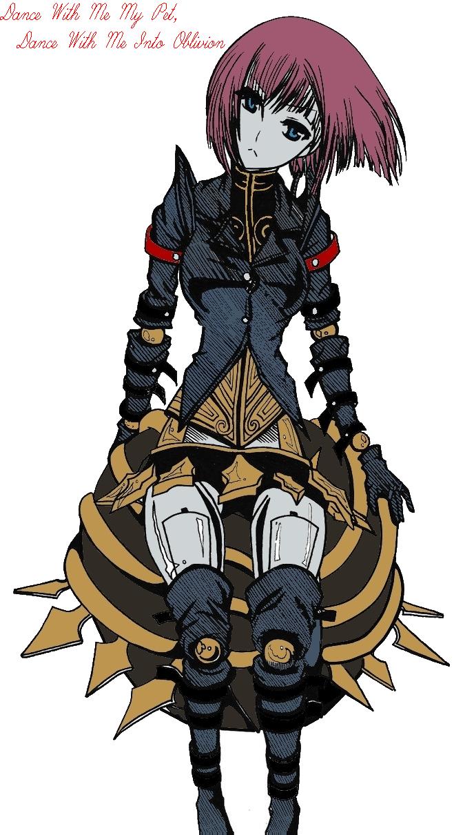 League of Legends: Bladecraft Orianna by ace324