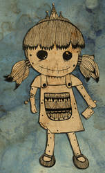 dolls macabre by iRendAsunder
