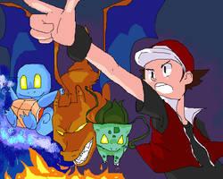 Final Smash: Pokemon Trainer by AeroEiko