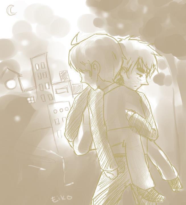 I'll carry you home tonight by AeroEiko