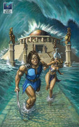 Heroes of Atlantis and Lemuria