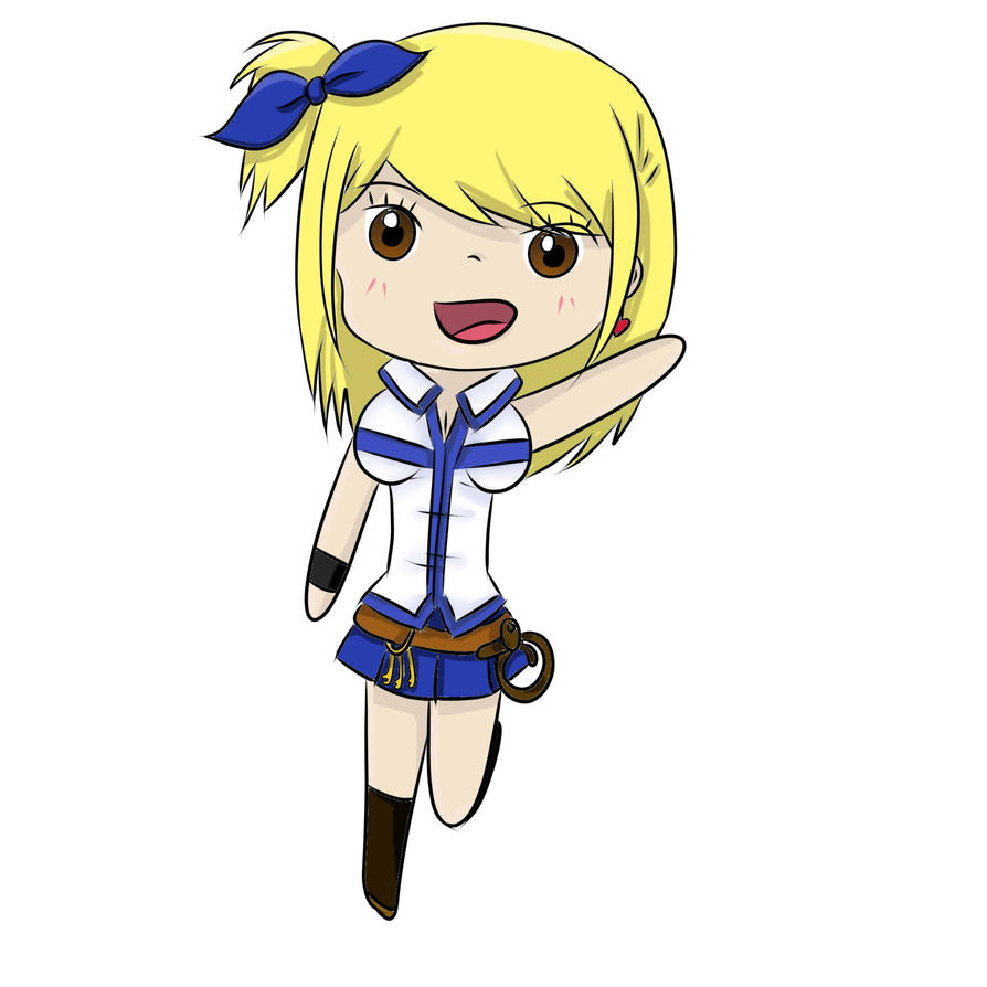 chibi lucy-fairy tail by aznsensation123 on DeviantArt