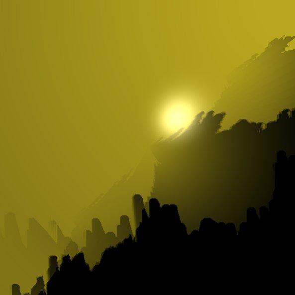 *SOLEIL - SUN by JFBAYLE