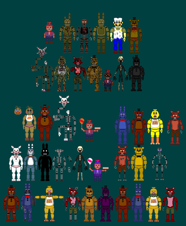 Image Result For Pixel Movie Coloring