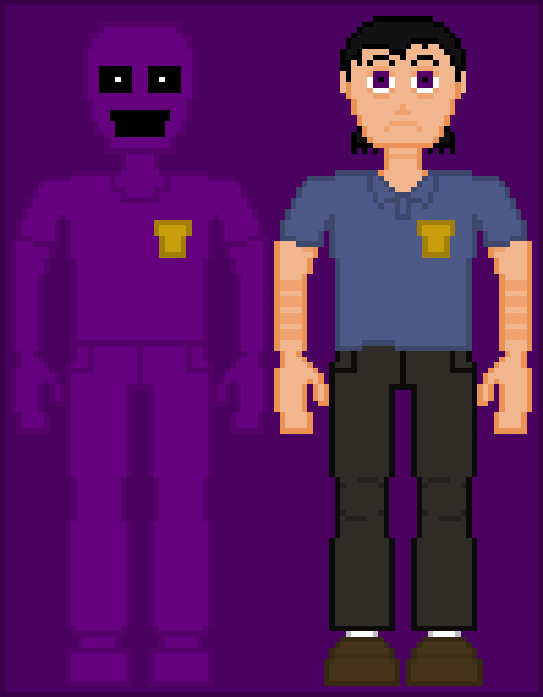 Image tommyproductionsinc s recent purple guy william afton sprites