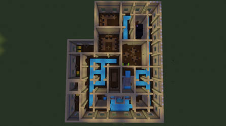 Woodland Mansion Floor 2 by TommyProductionsInc