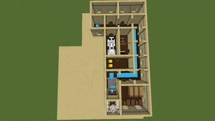 Woodland Mansion Floor 3 by TommyProductionsInc