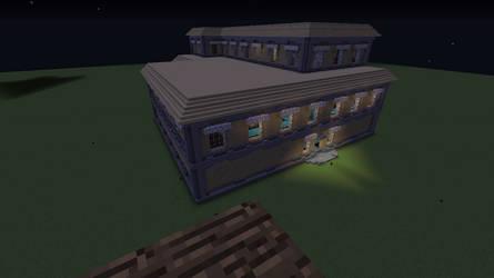Woodland Mansion Finished! by TommyProductionsInc