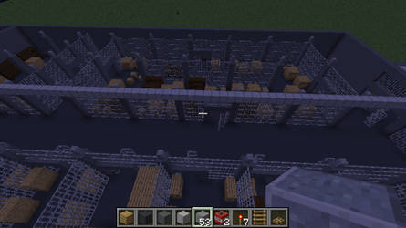 FNAF AU Reboot Factory Basement Minecraft WIP 6