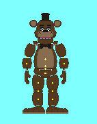 BIRTHDAY BONUS: Freddy Costume V6 WIP