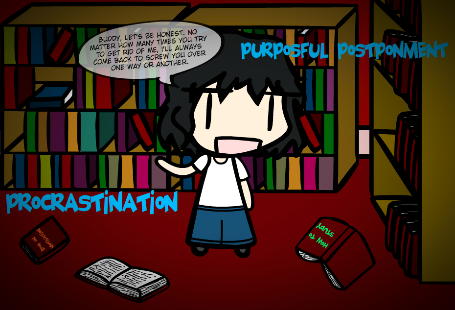 Walfas Profile: Procrastination by SovietKamikaze