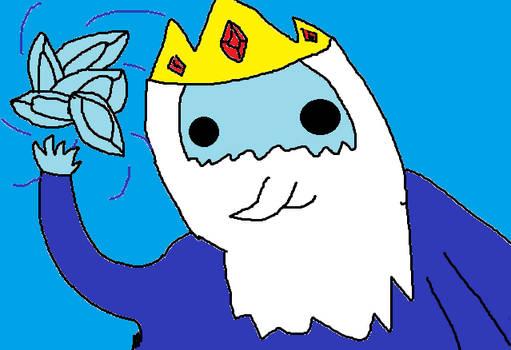 My ice king.